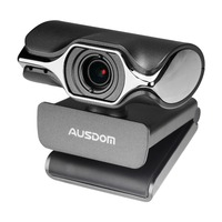 Fold-and-Go USB Webcam with remote control free logitech web cam driver download software webcam free