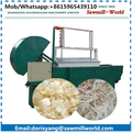 wood shaving machine for poultry bedding
