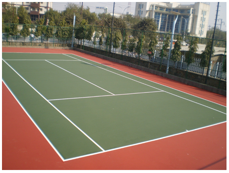 SPORTS SURFACE CONSTRUCTION COMPANY
