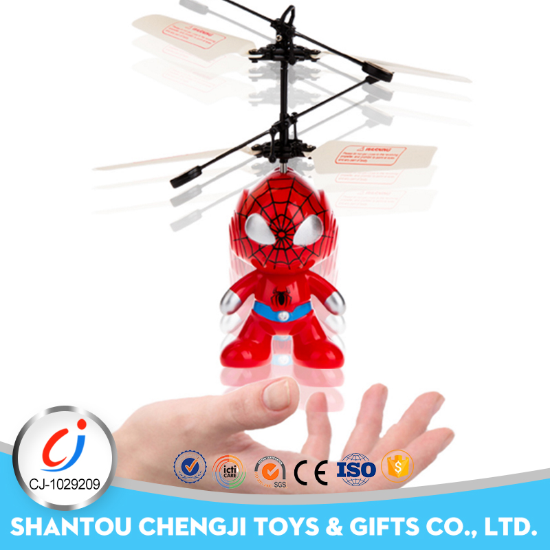 2017 Best sell new product mini spaceman rc flying insect toy for kids