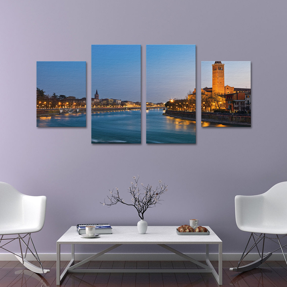 3d canvas Living room wall decor painting