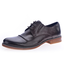 High quality spanish leather shoes fashion mens spanish leather shoes
