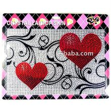2011 New Design laptop sticker cover skin