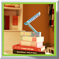 New product reading desk led portable study table lamp