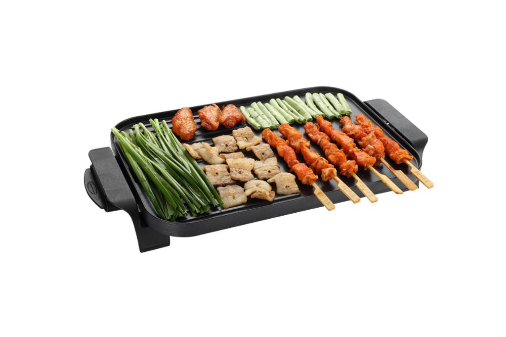 Good quality electric grill with auto thermostat control