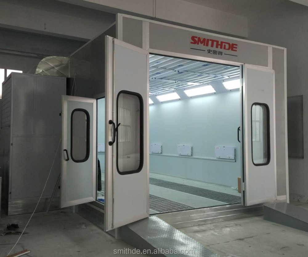 2017 Water Solution Spray Paint Booth/baking Oven SM-260 Ce Approved with on sale