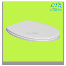 China non crystal toilet seat brandsautomatic pop-up easy cleaning toilet seat cover
