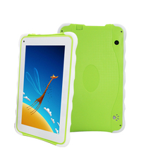 Hot Selling Cheapest HD Touch Screen Tablet For Kids, Dual-Core Kids Tablet Pc
