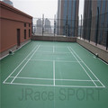 non-slip badminton court rubber flooring from China