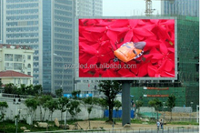 high resolution electronic scrolling message led display board