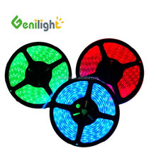 12V Waterproof Flexible SMD 5050 RGB LED Strip Lights Multi-colors Color Changing, Pack of 16.4ft/5m