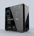 Acrylic 904 EATX Tempered glass atx case gaming