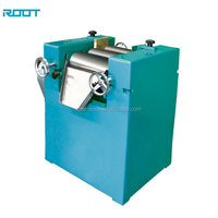 Lab three roller mill for organic pigment