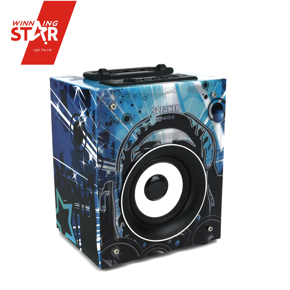 Manufacturer wireless portable speaker active/USB mini speaker system