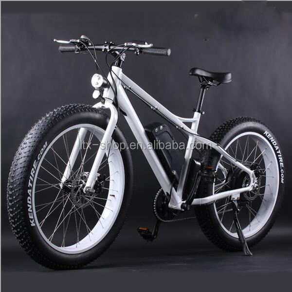 26-inch Big wheel electric bike with lithium battery electric bicycle export trade OEM ODM