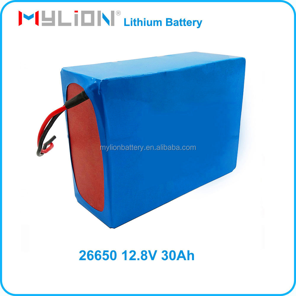 portable power bank high quality mylion rechargeable lithium battery 12v 30Ah lifepo4 battery
