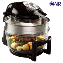 hot sale electric convection halogen oven with GS,CE, CB ,LFGB ,ROHS approval