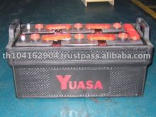 6TN Tank Battery Hard Rubber container