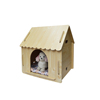 new luxrious waterproof wooden outdoor dog kennel wholesale designs