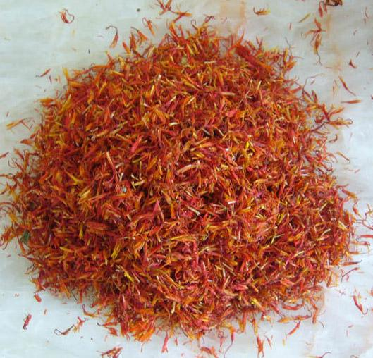 Natural Organic safflower carthamus extract,Safflower extract powder