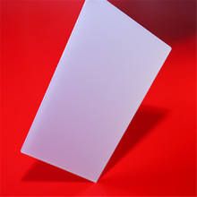Glass Polycarbonate Anti Scratch PC Solid Endurance Sheet