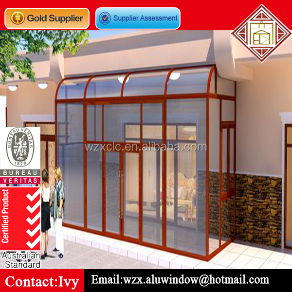 alibaba china prefabricated Lowes Sunrooms