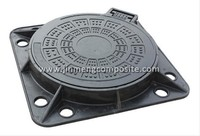 SS304/SS316L Sanitary Grade Manhole Cover With high pressure and stainless steel wheel