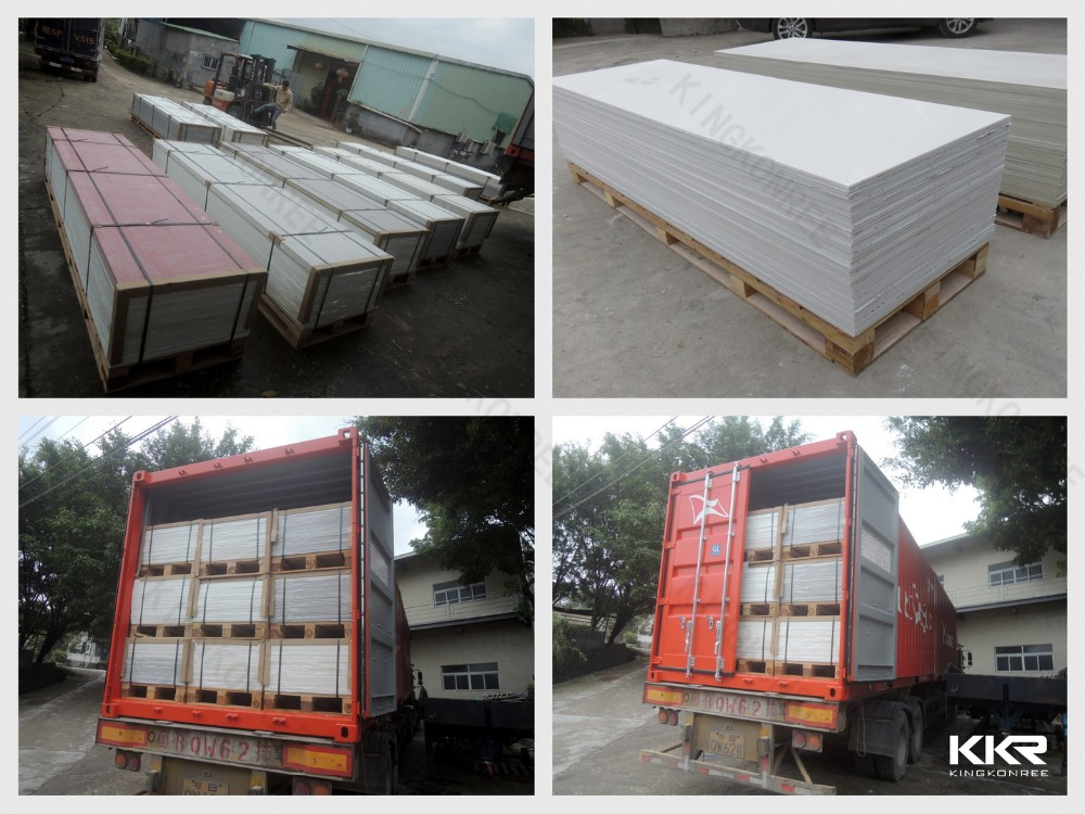 Building Decorative Material Modified Acrylic Solid Surface