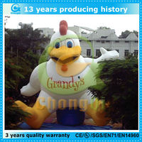 cheap giant inflatable promotion duck sale