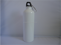 ERAY 750ml sublimation water bottle.25 oz aluminum sports bottle.aluminum drink bottle