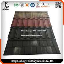 Construction Building Materials NewTechnology stone coated roofing tile different types of iron sheet price in kenya