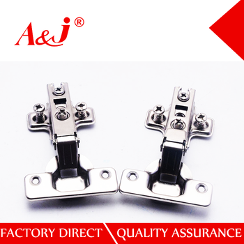 2 way normal door and cabinet hinge 60 gram normal cabinet hinge