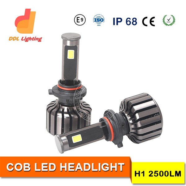 Innovative Design Super bright car headlight booster h7 H11 9005 9006 H4 dc 12V-24V led bulb headlight auto