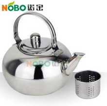 NOBO high quality ball shape kettle