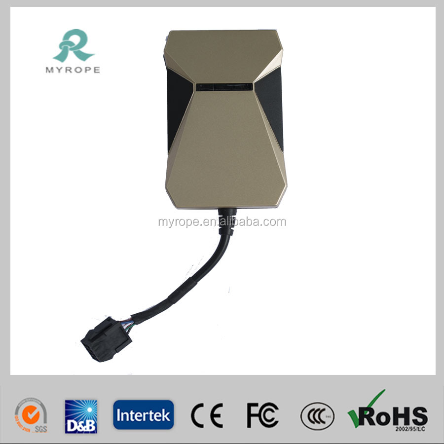 GPRS/GSM/GPS Motorbike GPS tracker car tracking device with relay ACC detection real time tracking online M588T
