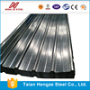 galvanized corrugated plate for roof/ corrugated galvanized aluminum roofing sheets