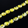 2015 Chinese faceted rock crystal cluster round beads