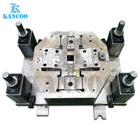 High precision punch concrete stamp molds