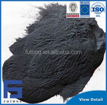 Black Silicon Carbide Micropowder for Lapping Refractory