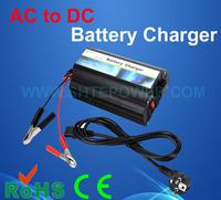 AC 220v to DC 12v 20A Battery Car Charger with CE ROHS Certifcation