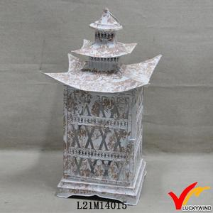 decoration mini metal lantern wedding favor