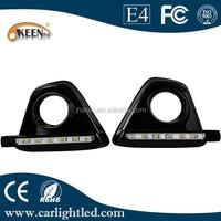 12v Car Fog Lamp Mazda CX-5 Daytime Running Light