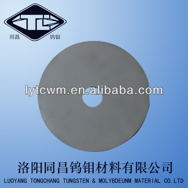 Best quality promotional induction melting moly crucible