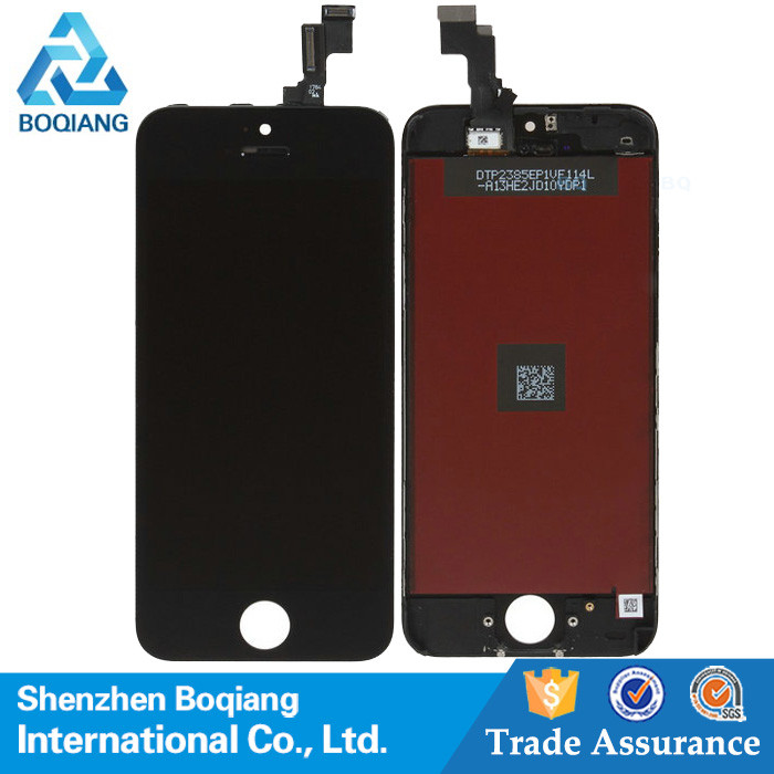 warehouse lower price 3 years warranty cell phone mobile lcd screen for apple iphone 5 logic board unlocked