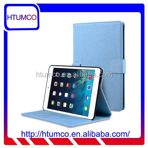 Fashion Stand Cover Stylish PU Leather Case for Apple iPad mini 4