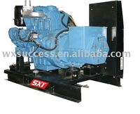 Air cooled Deutz open type electrical diesel generator