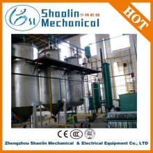 500kg/1ton/2t/3t/5t Small-scale crude / edible oil refinery plant price