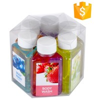 hand bag fruit fragrance bath gift set