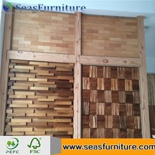 Latest 3d wall panel bamboo