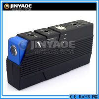 Air compressor/Laptop/Cellphone rechargeable battery pack jump start booster quick starter car battery